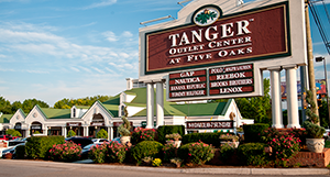 Tanger Outlets, Pigeon Forge